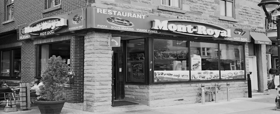 Mont-Royal Hot Dog Le Plateau Montreal | Burger Pizza Poutine Submarine